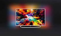 Телевизор Philips 55PUS7383/12 (PPI1600Гц, 4K Smart Android, Quad Core, P5 Perfect Picture, DVB-С/Т2/S2, 20Вт), фото 2