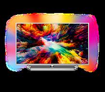 Телевизор Philips 50PUS7383/12 (PPI1600Гц, 4K Smart Android, Quad Core, P5 Perfect Picture, DVB-С/Т2/S2, 20Вт), фото 3