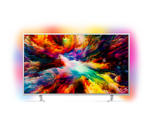 Телевизор Philips 55PUS7383/12 (PPI1600Гц, 4K Smart Android, Quad Core, P5 Perfect Picture, DVB-С/Т2/S2, 20Вт), фото 3