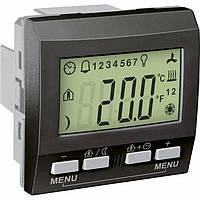 Терморегулятор KNX панель Графит Unica Schneider, MGU3.534.12