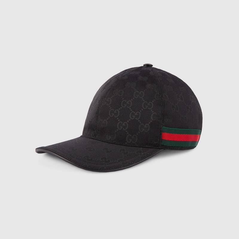 Кепка GUCCI Green/Black/Red бейсболка черная гуччи