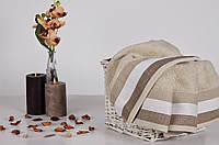 Мягкое хлопковое полотенце 30x50 см Сиера, фото 1