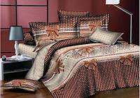 Полуторное постельное белье Тиротекс - Бантик