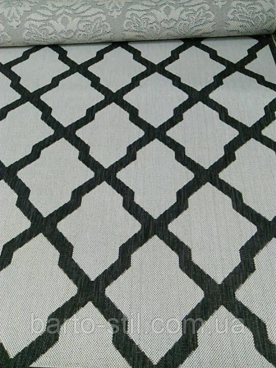 Ковёр Natura серый 1.60х2.15 м.