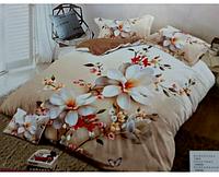 5D Двуспальное постельное белье LISHA молочные цветы