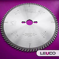 Основная дисковая пила Leuco 250x3,2/2,2x30 Z=80 для форматного раскроя