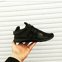 Мужские кроссовки Adidas Equipment Support ADV All Black