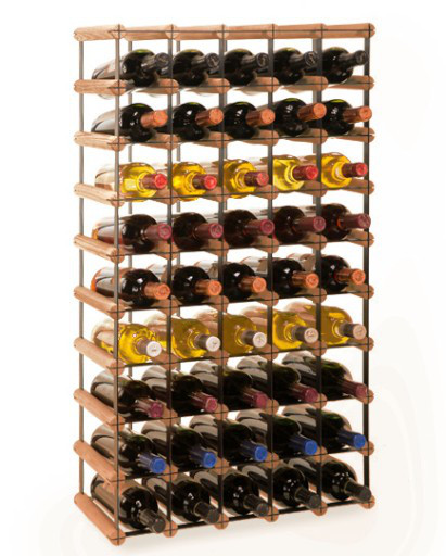 Винная полка RW-8 5x9 для 45 бутылок