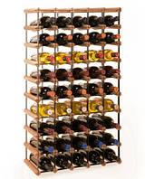 Винная полка RW-8 5x9 для 45 бутылок, фото 1