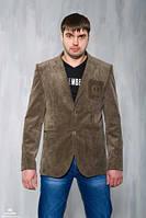 Мужской вельветовый пиджак Жак
