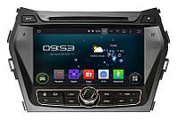 Штатная магнитола Hyundai Santa Fe (IX45) 2013+ Android 4.4.4 (AHR-2483) INCar