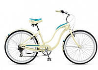 "Велосипед 26"" Schwinn Hollywood Women 2015 creme"