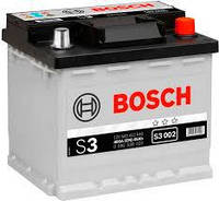 Аккумулятор 45 BOSCH 6СТ-45А/ч 400А Евро (S3002)