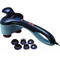 Ручной массажер Zenet ZET-709 для всего тела.Вибромассаж + ИК прогрев.