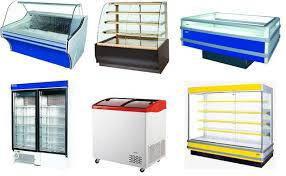 Торгове холодильне обладнання