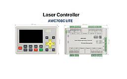 DSP Контроллер лазерного станка Anywells AWC708C Lite, фото 3