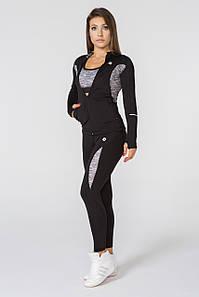 Размер XL Женская спортивная утепленная кофта Rough Radical Aphrodite (original) на молнии