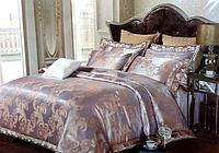 Жаккардовое двуспальное постельное белье JIYIZHIZAO - Кадис