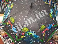 Детский зонт трость внедорожник - 5