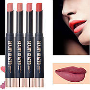 Помада- карандаш Beauty glazed velvet matte lip pen , фото 2