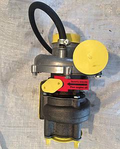 Турбокомпрессор ТКР-6.1 (07) ЗиЛ (Д-245.9Е2) с клапаном