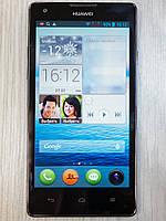 Бронированная защитная пленка для экрана Huawei Ascend G700
