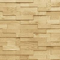 Деревянная панель 3D NATURAL Brick