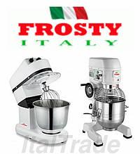 Миксера планетарные Frosty (Италия)