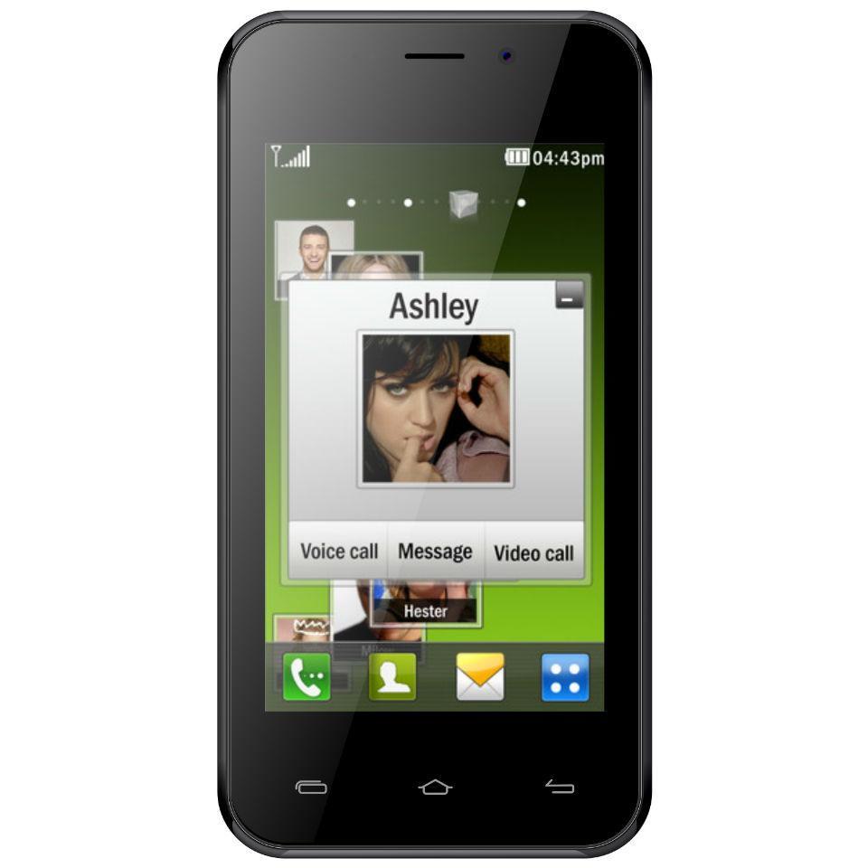 Смартфон Bravis Light 4Gb Black GPS
