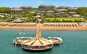 CALISTA LUXURY RESORT 5* VIP - эко-отель в Белеке, Турция!