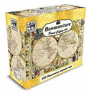 Черный пакетированный чай Bonaventure - 100 пак.
