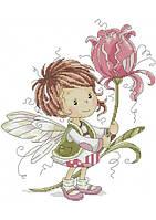 Ангелочек (счетный крест)