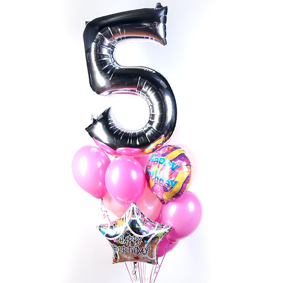 Воздушные шары цифры в Днепре