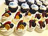 Кондитерские изделия с логотипом на фуршет, выставку, конференцию, фото 5