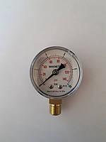 Манометр давления для воды на 10 АТМ
