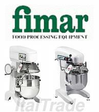 Міксери планетарні Fimar (Італія)