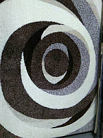 Ковер в коричневых тонах 2х3 м., фото 1