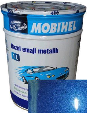 Автокраска металлик 429 Персей HELIOS(Mobihel) BC  1л