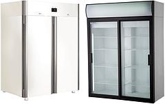 Холодильные и морозильные шкафы Polair