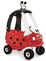 Машинка-каталка для детей серии Cozy Coupe АВТОМОБИЛЬЧИК БОЖЬЯ КОРОВКА Little Tikes (173059E3)