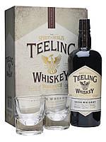Виски Бленд Teeling Small Batch + 2 бокала