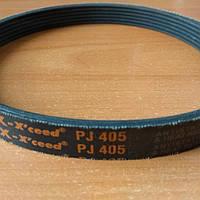 Ремень ручейковый 6PJ 405 Pix для бетономешалки, газонокосилки, мотоблока т. д