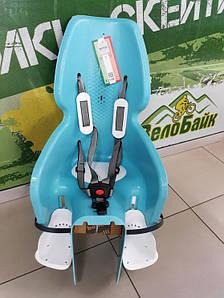 BELLELLI Lotus Standard B-fix Дитяче велосипедне крісло SAD-35-71 Sky blue до 22кг