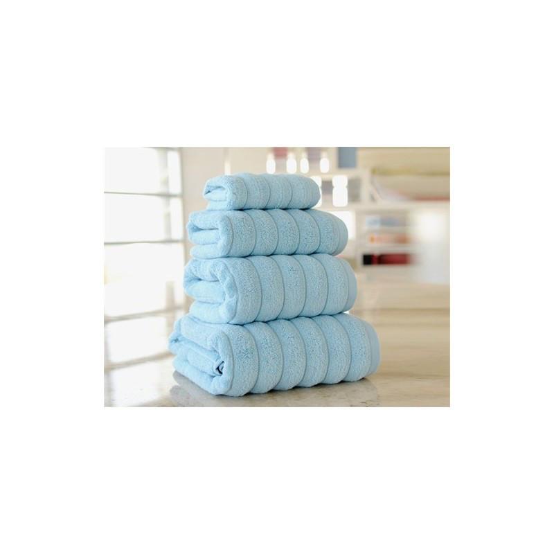 Полотенце Irya - New Wavy microline turkuaz бирюзовый 30*50 см