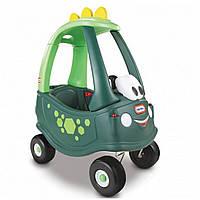Машинка-каталка для детей серии Cozy Coupe АВТОМОБИЛЬЧИК ДИНО Little Tikes (173073E3)