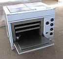 Плита электрическая промышленная с духовкой ЭПК-4МШ, фото 2