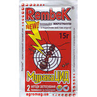 Рембек МурахаЦИД 15г (красный сахар), оригинал