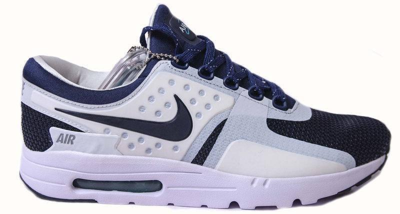 Кроссовки мужские Nike AirMax.Белые, фото 2