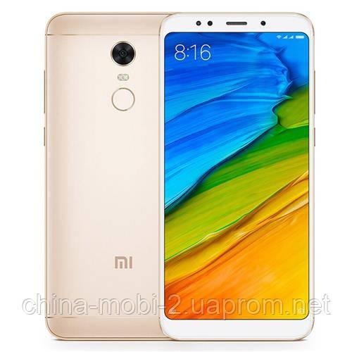 Смартфон Xiaomi Redmi Plus 5 32Gb EU Gold