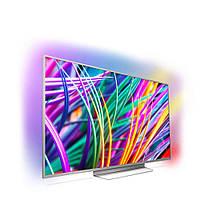 Телевизор Philips 49PUS8303/12 (PPI2900Гц, 4K Smart Android, Quad Core, P5 Perfect Picture, DVB-С/Т2/S2, 45Вт)